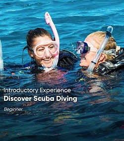 PADI DSD Option Available...